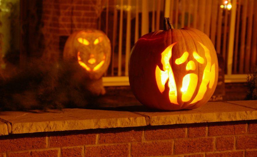 Hur du håller i ett grymt Halloween Party utomhus!