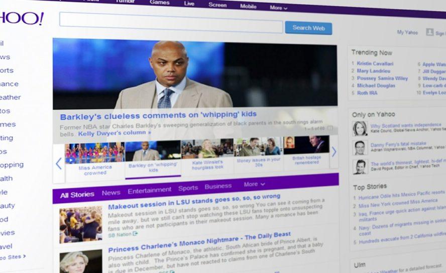 Yahoo utsatt för cyberattack