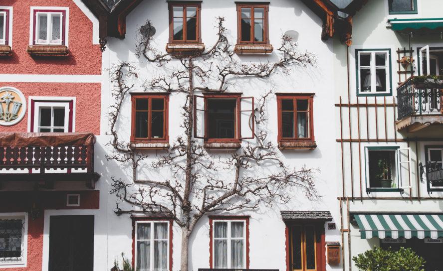 Att köpa rätt ytterdörr när du bor i Skandinavien